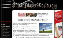 Screenshot of Learn & Play Guitar | Free Guitar Lessons Online