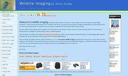 Screenshot of Wildlife Imaging