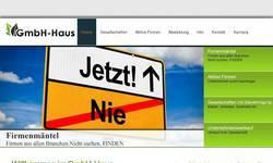 Screenshot of Zeitarbeits-GmbH kaufen