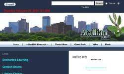 Screenshot of atallian.com