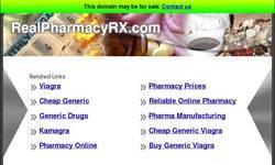 Screenshot of Realpharmacyrx