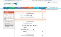 Screenshot of Home Loan