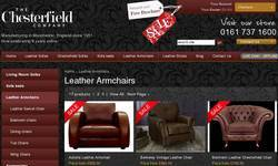Screenshot of Leather Armchair