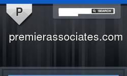 Screenshot of premier associates