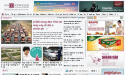 Screenshot of http://vnexpress.net