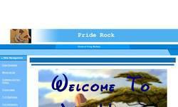 Screenshot of Pride Rock