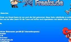 Screenshot of sgfreaks.de