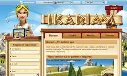 Screenshot of ikariam