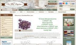 Screenshot of desideesreno.com