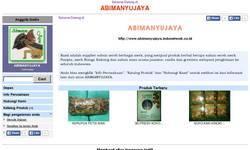 Screenshot of Abimanyujaya
