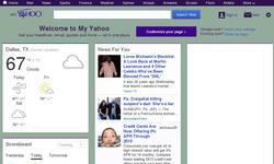 Screenshot of www.yahoomail.com