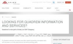 Screenshot of Quadrem