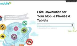 Screenshot of www.mobile9.com