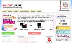 Screenshot of smart value