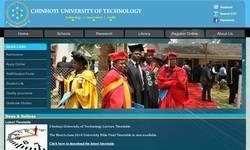 Screenshot of chinhoyi university of technology
