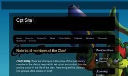 Screenshot of Cpt