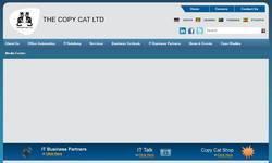 Screenshot of Copycat