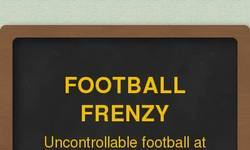 Screenshot of Football Frenzy