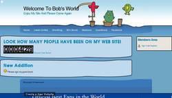 Screenshot of Welcome To My World