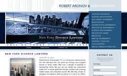 Screenshot of NEW YORK DIVORCE LAWYERS