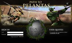 Screenshot of Path to Pelantas