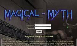Screenshot of magical-myth
