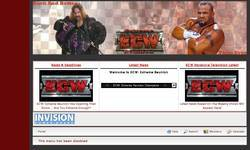 Screenshot of ECW: Extreme Reunion