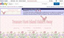 Screenshot of TREASURE HUNT ISLAND HIDDEN AWAY