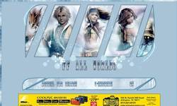 Screenshot of Forum Final Fantasy All Worlds
