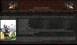 Screenshot of De la Corte  Canina  Rottweiler