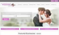 Screenshot of My Wedding Guide