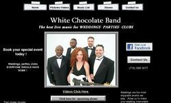 Screenshot of White Chocolate Band