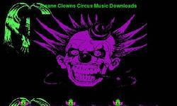 Screenshot of Insane Clowns Circus Music