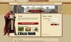 Screenshot of www.triburile.ro