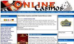 Screenshot of Best Online Casinos