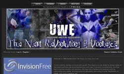 Screenshot of UWEntertainment