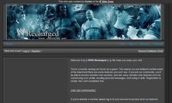 Screenshot of WWE_Recharghed