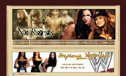 Screenshot of WWE No Regrets