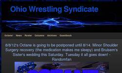 Screenshot of OWS-OhCo Wrestling Syndicate