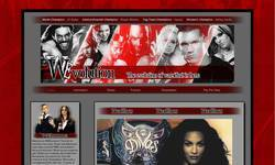 Screenshot of WWEvolution