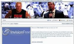Screenshot of {:: WWE Arsenic ::}