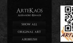 Screenshot of ArteKaos Airbrush