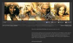 Screenshot of New Breed Wrestling