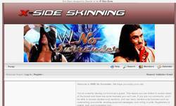 Screenshot of WWE No Surrender