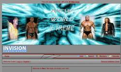 Screenshot of New World X-Treme!
