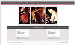 Screenshot of Ring of Honor