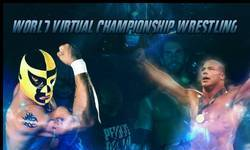 Screenshot of World Virtual Championship Wrestling