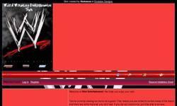 Screenshot of World Wrestling Tech