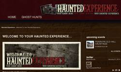 Screenshot of Haunted Experience