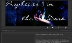 Screenshot of Prophecies In The Dark